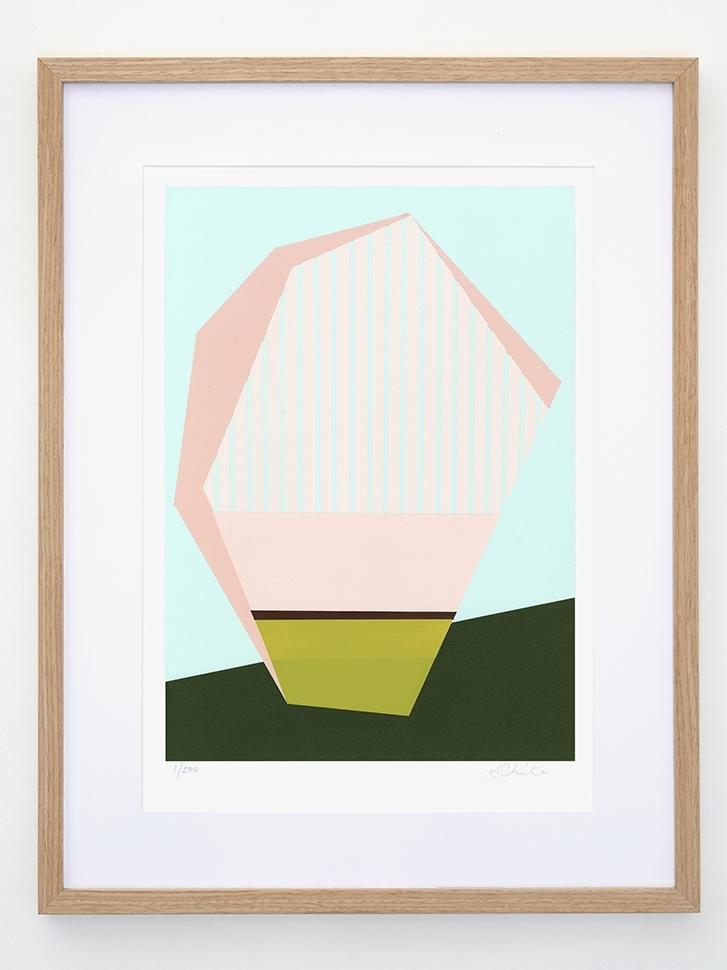 Off Kilter by Formantics | Shop Prints | Greenhouse Interiors