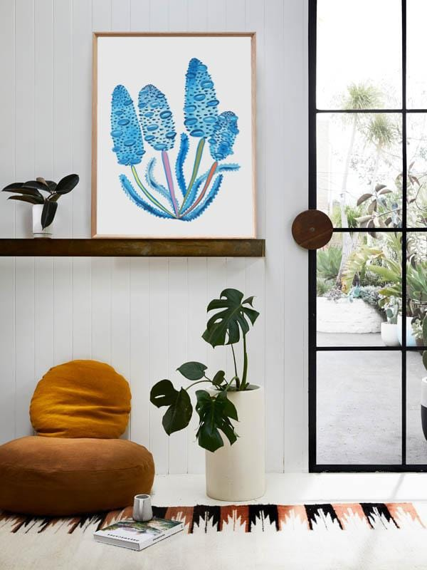 Old Man Banksia by Madeleine Stamer | Shop Prints | Greenhouse Interiors