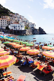 Armelle Habib Amalfi Neapolitan Limited Edition Prints, Photographic prints