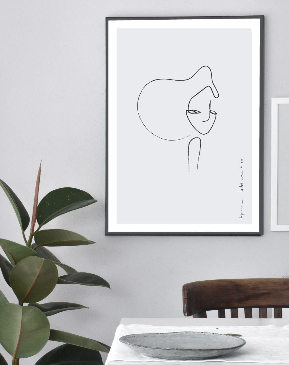 Cer Mien - Limited Edition Print-Prints-Bibi Ana + Co-Greenhouse Interiors