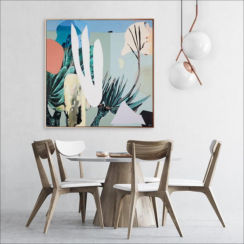 Desert Dusk - Limited Edition Print by Georgie Wilson | Shop Prints | Greenhouse Interiors