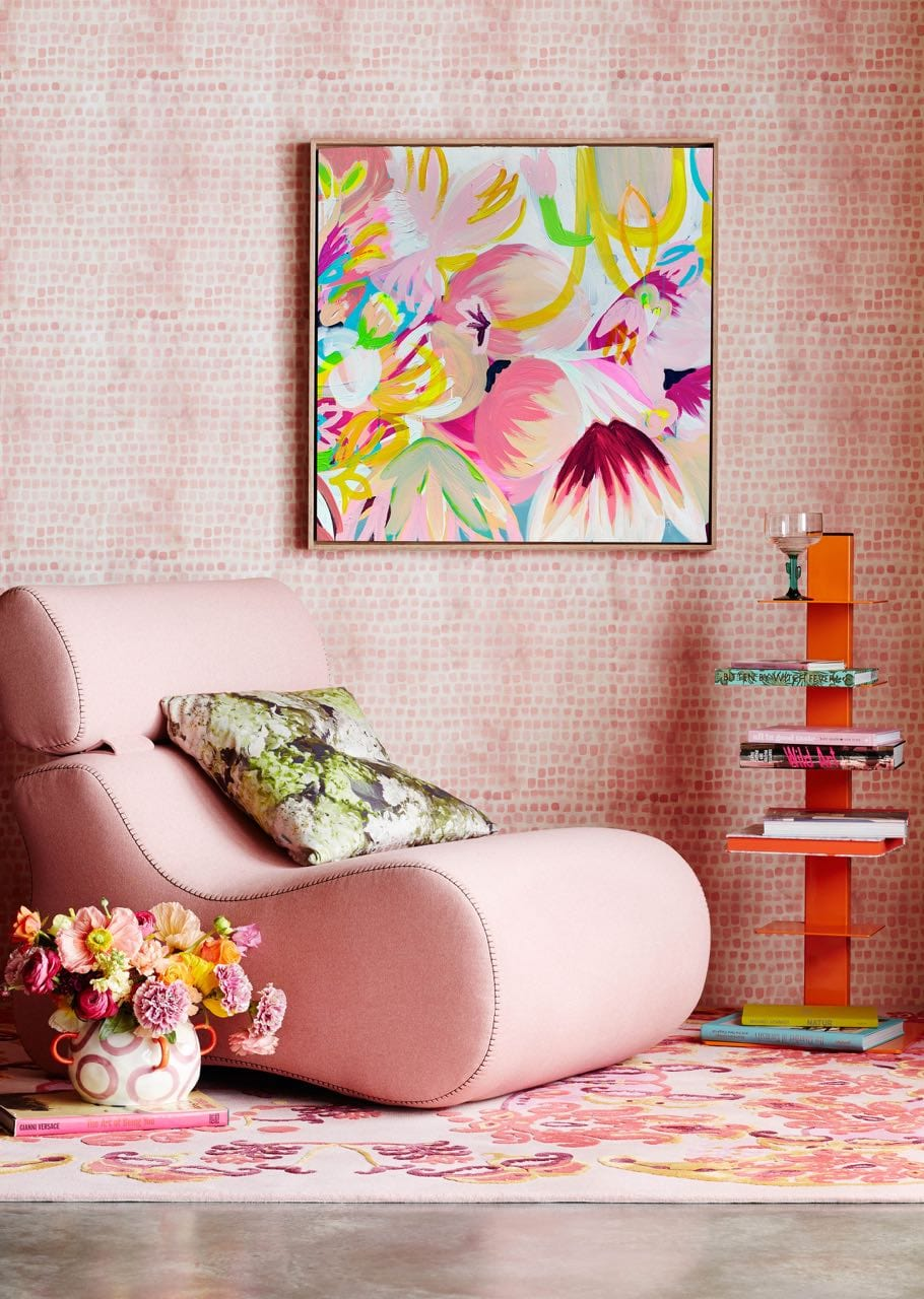 Dreams Taste Like Cotton Candy - Limited Edition Print-Prints-Morgan Jamieson-Greenhouse Interiors