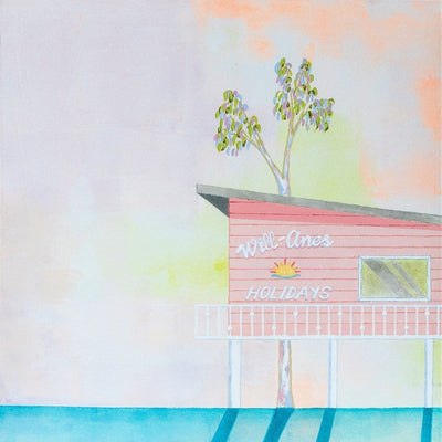 House On Stilts - Limited Edition Print