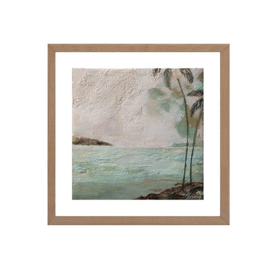 The Lagoon With You - Limited Edition Print