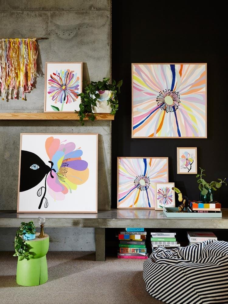 Watch The Ripples - Print-Prints-Madeleine Stamer-Greenhouse Interiors