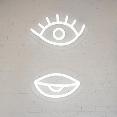 Eye! eye! eye! - Neon Lighting