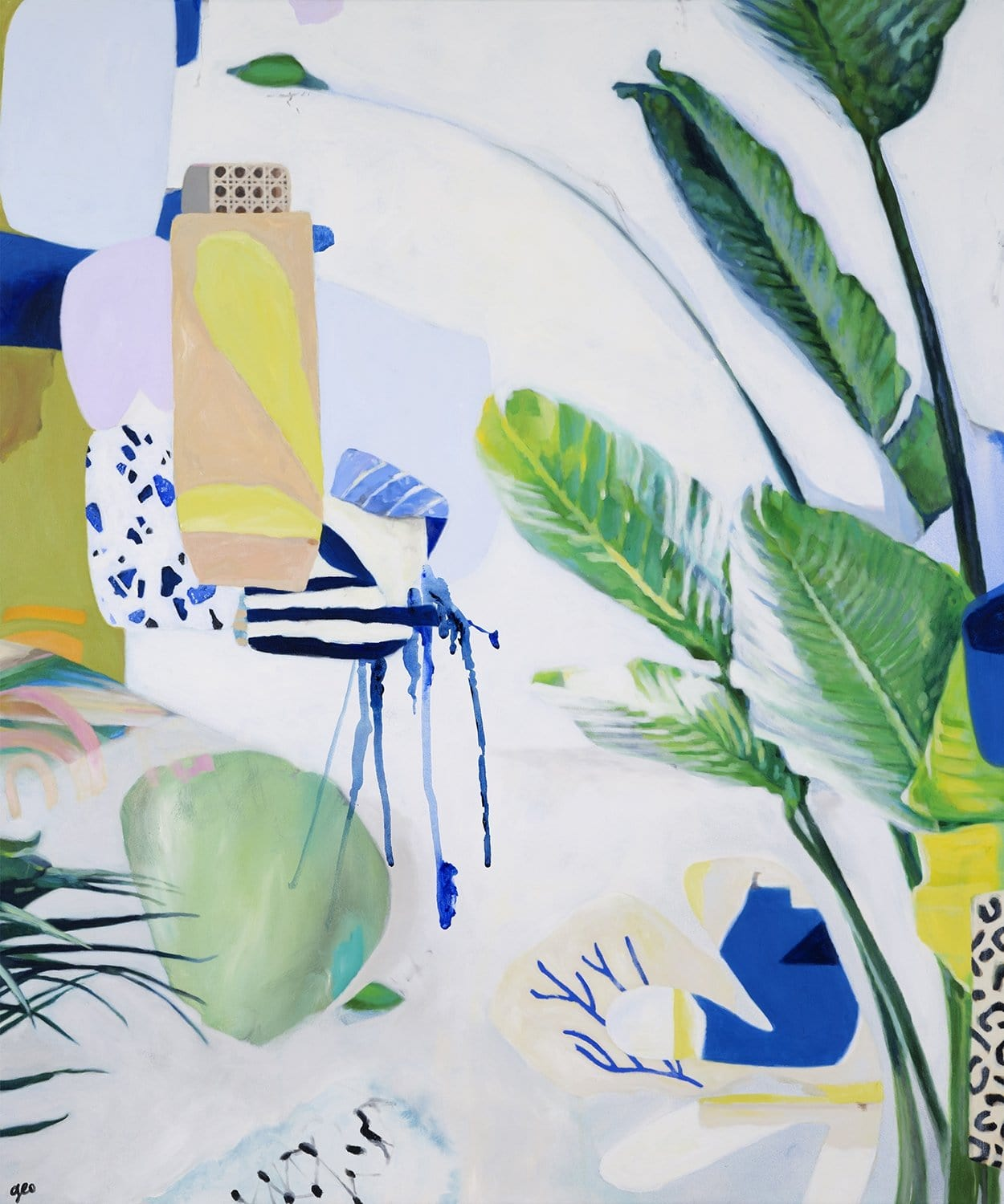 Jungle Juice - Limited Edition Print-Prints-Georgie Wilson-Greenhouse Interiors