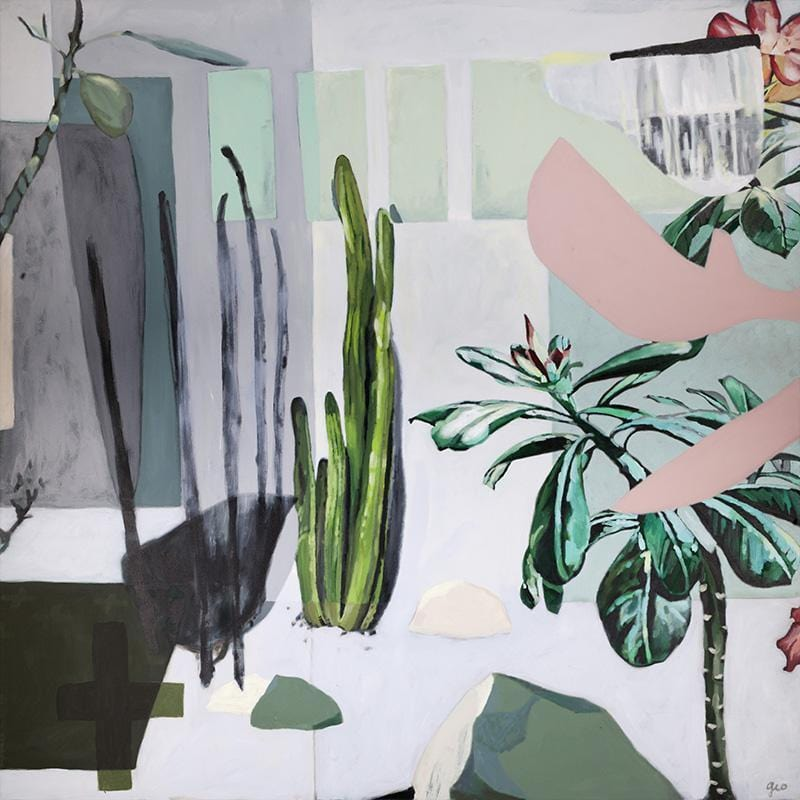 Green Street - Limited Edition Print-Prints-Georgie Wilson-Greenhouse Interiors