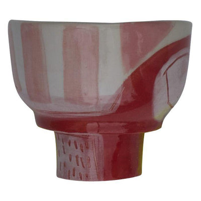 Art Series Bowl - Pink