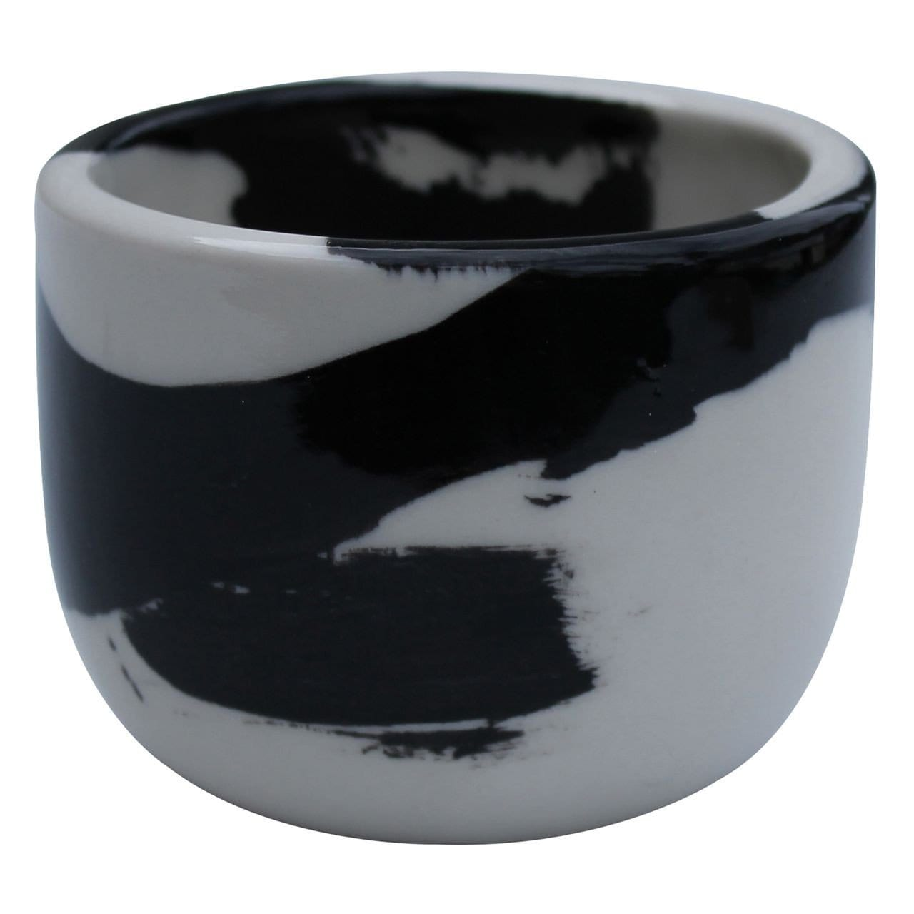 Karen Morton Deep Stroke Bowl Ceramics