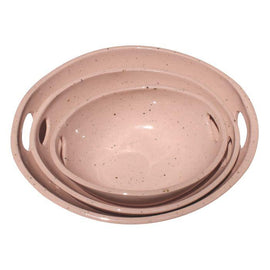 Speckle Thalia Bowl - pink