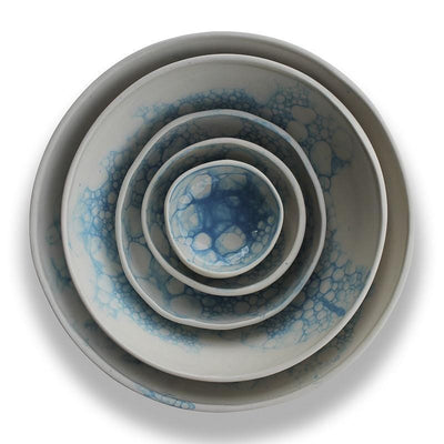 Stone Bowl - Bubble