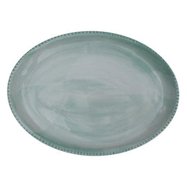Large Sister Plate - Green