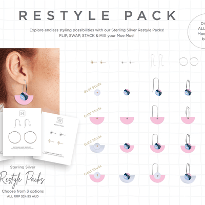 Hook and Stud Restyle Pack