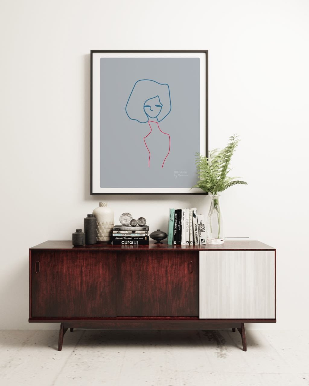 Seventy Six - Limited Edition Print by Bibi Ana + Co | Shop Prints | Greenhouse Interiors