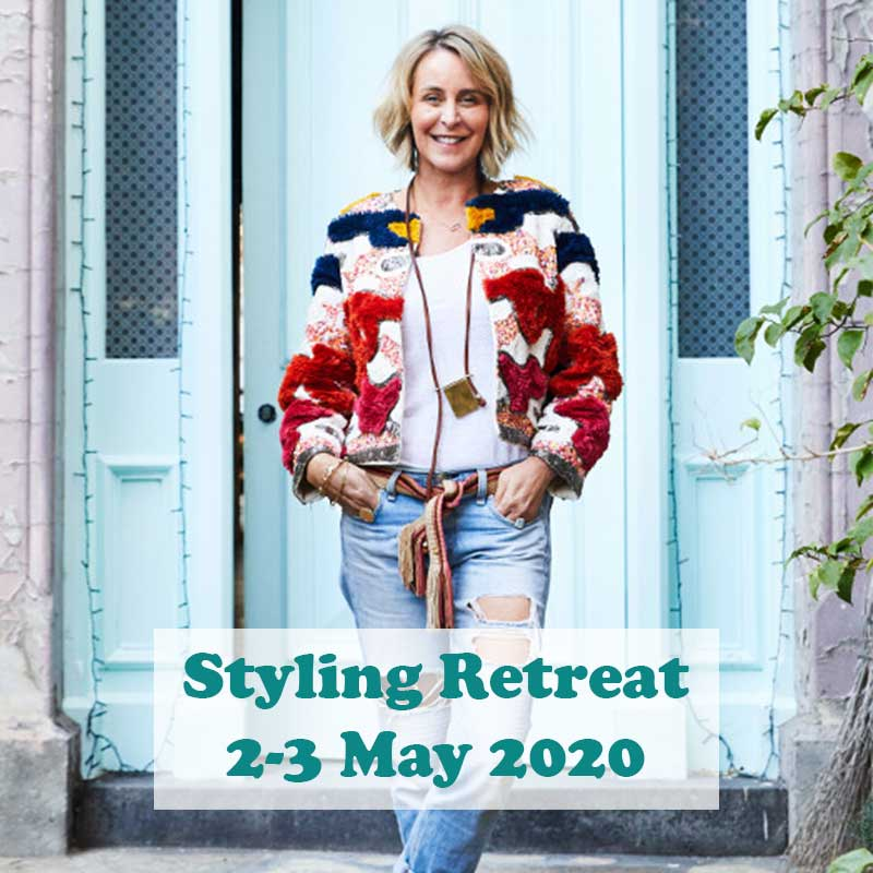 Styling Retreat Weekend With Julia Green - May 2020 (deposit) by Greenhouse Interiors | Shop Workshop | Greenhouse Interiors