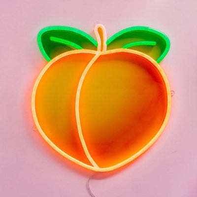 Teaches of Peaches - Neon Lighting