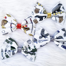 House Sketch Bow // Hogwarts House Pride Collection