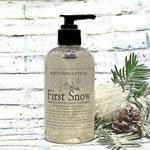 First Snow Holiday Liquid Soap