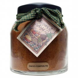 34oz Papa's Pumpkin Pie Papa Jar