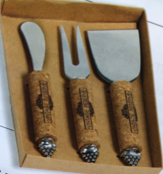 Vintage Cheese Tools