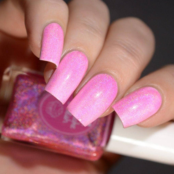 Strawberry Icing - Nail Polish