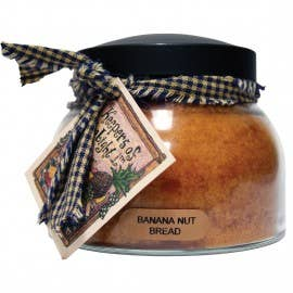 22oz Banana Nut Bread Mama Jar