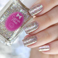 Diamond - flakie topper - Nail Polish