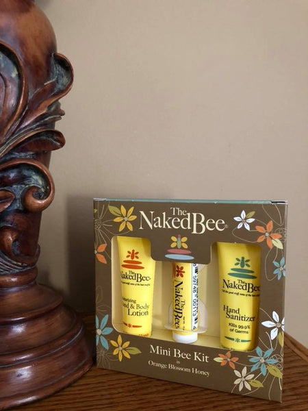 The Naked Bee Mini Kit