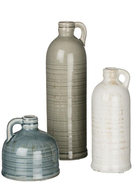 Neutral Tone Jugs