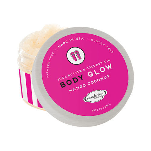 Pure Factory Naturals Body Glow Sugar Scrub