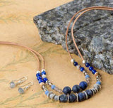 Tranquil Blue Jewelry Set