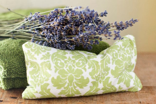 Una Organic Lavendar Eye Pillow