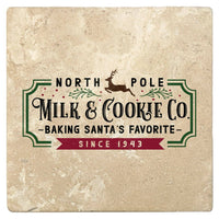 Milk and Cookie Company Coasters