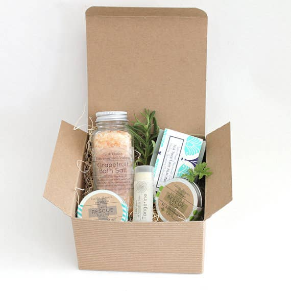 The Little Flower Soap Co. Spa Gift Box