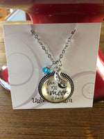Urban Charm Necklace—Love you to the Moon