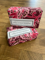 The Little Flower Soap Co. -- Hibiscus Rose Geranium Handmade Soap