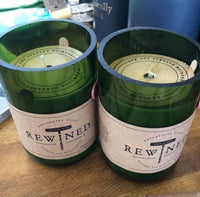 Rewined Soy Candle Champagne
