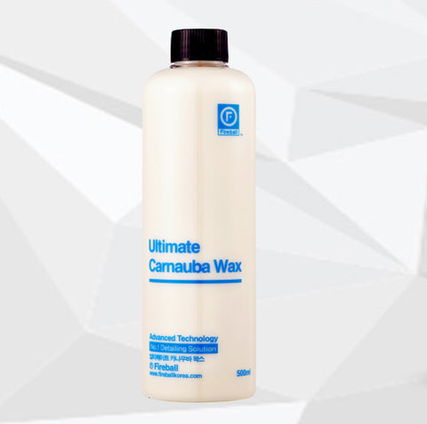 Ultimate Carnauba Wax - 500ml