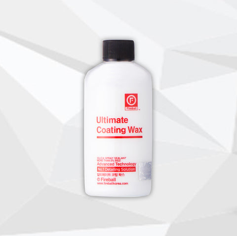 Ultimate Coating Wax