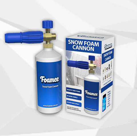Foamee/Fireball Snow Foam Cannon Pack