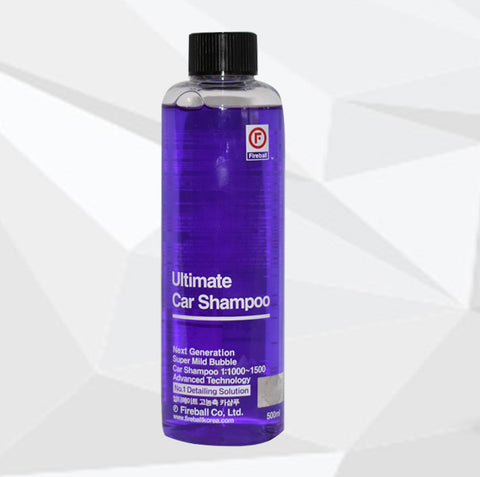 Ultimate Car Shampoo - 500ml