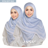 Ashh&Annas SE 2021 in Reyna Dusty Blue