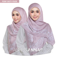 Ashh&Annas SE 2021 in Peony Dusty Peach