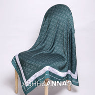 Ashh&Annas SE 2021 in Calea Emerald Green