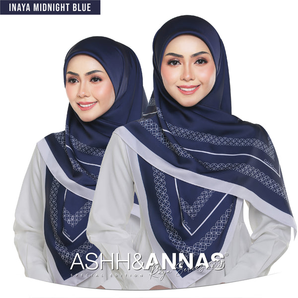 Ashh&Annas SE 2021 in Inaya Midnight Blue