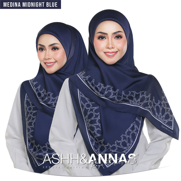 Ashh&Annas SE 2021 in Medina Midnight Blue