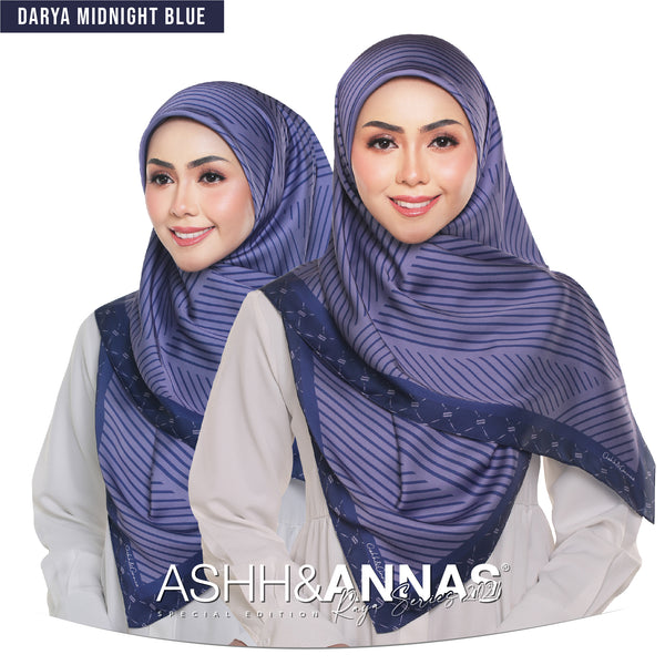 Ashh&Annas SE 2021 in Darya Midnight Blue