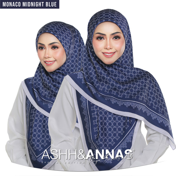 Ashh&Annas SE 2021 in Monaco Midnight Blue