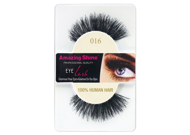 False Eyelashes #016 (1 pair)